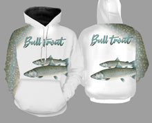 Load image into Gallery viewer, Bull trout fishing full printing