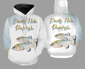 Devils hole pupfish fishing full printing