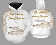 Load image into Gallery viewer, Rio Grande Silvery minnow fishing full printing