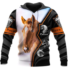 Load image into Gallery viewer, Quarter Horse all over print T shirt, long sleeve, hoodie, tank top - IPH534