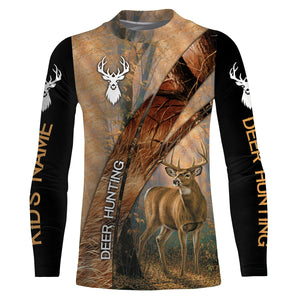 3D Deer Hunting Custom name Full printing shirts - awesome gift ideas for Hunting lovers - IPH2161
