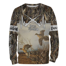 Load image into Gallery viewer, Dove Hunting Shirt Custom Camouflage All over print shirts for men, women and kids - IPH2094