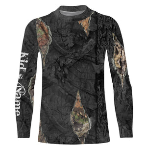 Hunting camouflage clothes Customize Name 3D All Over Printed Shirts plus size Personalized Hunting gift For men, women and kid NQS1020
