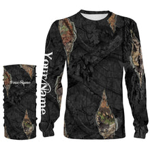 Load image into Gallery viewer, Hunting camouflage clothes Customize Name 3D All Over Printed Shirts plus size Personalized Hunting gift For men, women and kid NQS1020