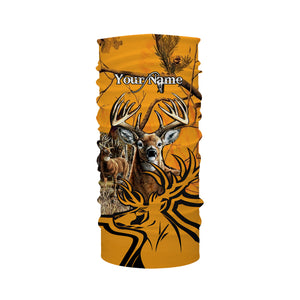 Deer hunter game yellow camo Deer Hunting Customize Name 3D All Over Printed Shirts Personalized Hunting gift For Men, women and kid NQS962