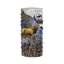 Load image into Gallery viewer, Elk Hunting camo hunting clothes Customize Name 3D All Over Printed Shirts Personalized Hunting gift For men, women And Kid NQS883