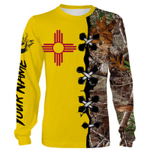 Load image into Gallery viewer, NM New mexico elk hunting Customize Name 3D All Over Printed Shirts plus size Personalized Hunting gift For men, women and kid NQS980