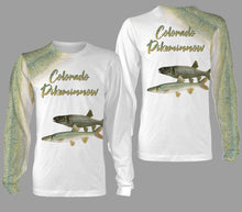 Load image into Gallery viewer, Colorado pikeminnow fishing full printing