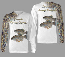 Load image into Gallery viewer, Comanche springs pupfish fishing full printing