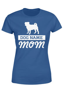 Personalized Dog Name Mom