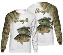 Load image into Gallery viewer, Bluegill fishing full printing