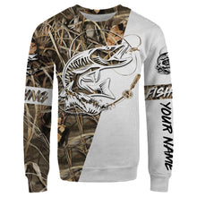Load image into Gallery viewer, Personalized musky fishing tattoo full printing shirt, long sleeve, hoodie, zip up - TATS16
