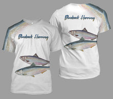 Load image into Gallery viewer, Blueback herring fishing full printing