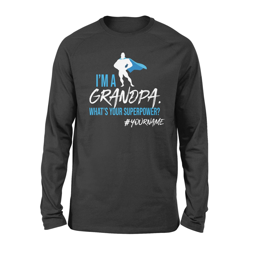 I'm a grandpa - personalized