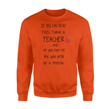 Load image into Gallery viewer, TeacherShirt and Hoodie - QTS132