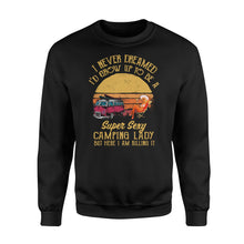 Load image into Gallery viewer, Super sexy Camping Lady Shirts Funny Camping Sweatshirts - SPH40