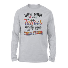 Load image into Gallery viewer, Dog Mom Shirt and Hoodie - SPH46