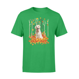 Fall Labrador Retriever Shirt and Hoodie - IPH489