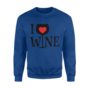 I love wine Shirt and Hoodie -  QTS202