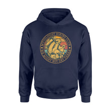 Load image into Gallery viewer, Mycologist Sloth Hiking Club Shirt and Hoodie  - IPH373