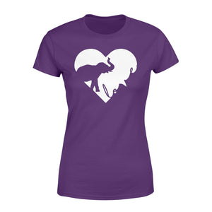 Love Elephant Shirt and Hoodie - IPH389