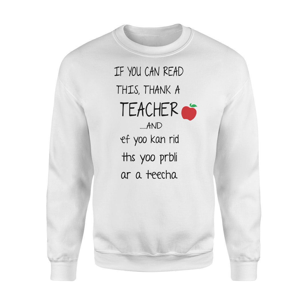 TeacherShirt and Hoodie - QTS132