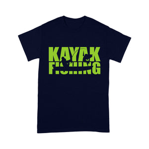Kayak Fishing T-shirt design - awesome Birthday, Christmas gift for adults and kids - IPH2106