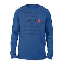 Load image into Gallery viewer, Teacher Shirt and Hoodie - QTS132