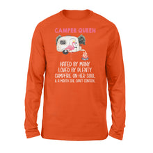 Load image into Gallery viewer, Camper queen Shirt and Hoodie - SPH51