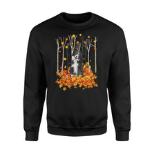 Load image into Gallery viewer, Fall Border Collie Shirt and Hoodie - IPH483
