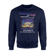 Load image into Gallery viewer, Camping couples Shirt and Hoodie - QTS97