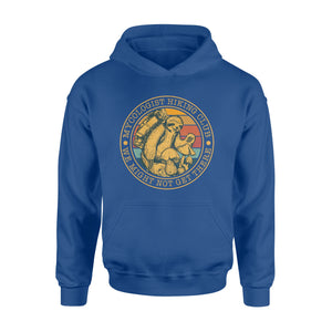 Mycologist Sloth Hiking Club Shirt and Hoodie  - IPH373