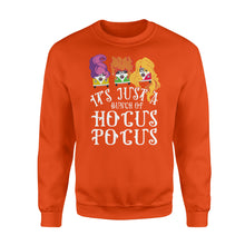 Load image into Gallery viewer, Hocus Pocus Camping Shirt and Hoodie - QTS125
