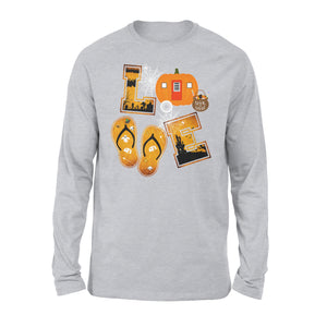 Camping Halloween Shirt and Hoodie - QTS75