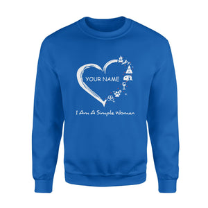 Camping customize Shirt and Hoodie - QTS55