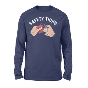 Safety third oversize Standard Long Sleeve