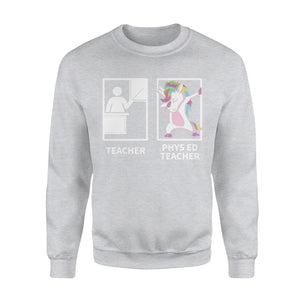 PE unicorn Shirt and Hoodie - QTS56
