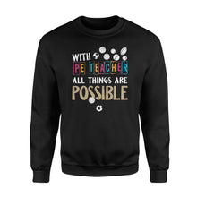 Load image into Gallery viewer, PE teacher Shirt and Hoodie - QTS50