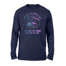 Load image into Gallery viewer, Hippie Into the forest I go Shirt and Hoodie - SPH37