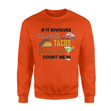 Load image into Gallery viewer, Camping Shirt and Hoodie - QTS136