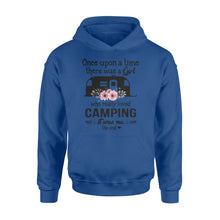 Load image into Gallery viewer, Camping story Shirt and Hoodie - QTS66