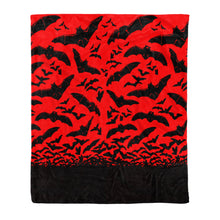 Load image into Gallery viewer, Bat Country Fleece Blanket