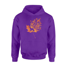 Load image into Gallery viewer, Afghan Hound Autumn Shirt and Hoodie - IPH468