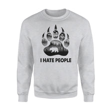 Load image into Gallery viewer, I hate people Camping Shirt - 3DQ31
