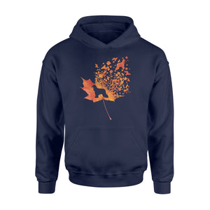 Afghan Hound Autumn Shirt and Hoodie - IPH468