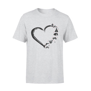 Love camping Shirt and Hoodie - QTS65