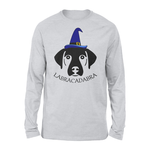 Labracadabra, Halloween Labrador Retriever Standard Long sleeves - FSD412