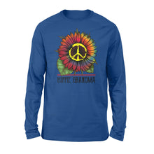 Load image into Gallery viewer, Hippie Grandma Shirt and Hoodie  - IPH377