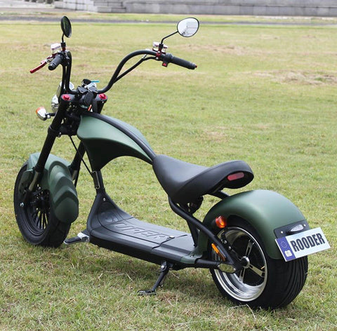 Rooder Electric Bike