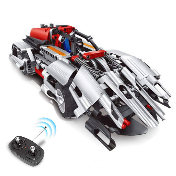 Best RC Toys for Kids- Build it, drive it Control it.
